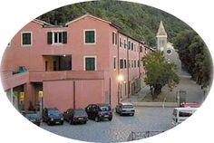 Santuario di SOVIORE a Monterosso al Mare (La Spezia)