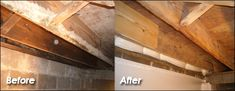 Sodablasting for mold remediation- recommended by the Crawlspace Company