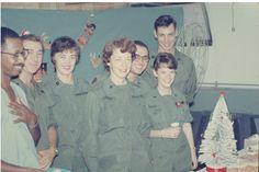95th Evac Hospital Christmas Party