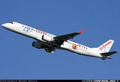 Embraer ERJ-190-200LR 195LR aircraft picture