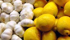 La ricetta con aglio e limone che toglie calcificazioni e grassi