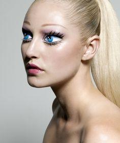 idée intéressante maquillage halloween femme