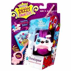 Furreal Friends Dizzy Dancers White & Blue Dog by Hasbro. $11.73. Furreal Friends Dizzy Dancers White & Blue DogGET THE DIZZY STARTED with this adorable, twirling, spinning dog pet! Your PENELOPAW pet has a funny face and a cute tuft of fur up top, and it's easy to make her spin and twirl all over! Just attach your pet to the included DIZZY TWIRLIN' BASE, insert the included DIZZY CORD accessory and pull it out quickly, and then watch as your funny pet star...