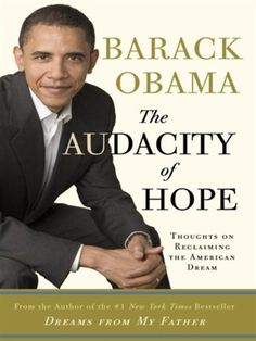 A public servant and a lawyer, a professor and a father, a Christian and a skeptic, and above all a student of history and human nature, Barack Obama has written a book of transforming power.