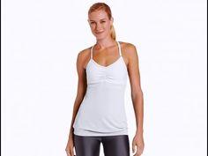 Beyond Yoga Women's Low Back Cami Top Review   #yogatops #yogaclothing