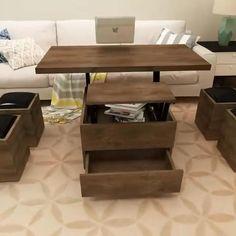 Sofa Table Design, Living Room Sofa Design, Bedroom Furniture Design, Diy Furniture Plans, Home Room Design, Home Decor Furniture, Home Interior Design, Centre Table Design, Entry Furniture