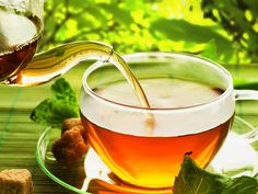 It says you can lose weight by drinking red tea, I think I can do that http://www.red-tea-detox-program.co.uk