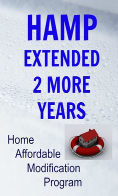 Did you know that according to the national association of Home affordable modification program
