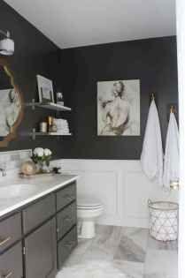 Best Bathroom Remodel Ideas on A Budget that Will Inspire You Classic Bathroom, Modern Bathroom Decor, Modern Farmhouse Decor, Simple Bathroom, Modern Decor, Bathroom Ideas, 1930s Bathroom, Bathroom Black, Bathroom Wall