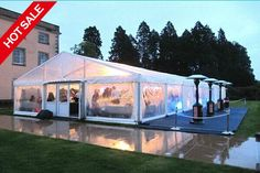 Shelter Party Marquee Tent for Event
