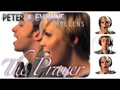 The Prayer - Peter Hollens ft. Evynne Hollens -   I like this song. And his voice in unexpectedly good