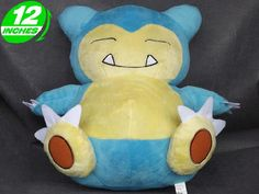 Pokemon Snorlax Plush Doll *FREE SHIPPING*