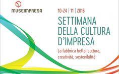 Settimana della Cultura d'Impresa, tutti gli eventi in Italia