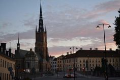 #clouds  #city #sweden