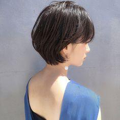 【HAIR】ショートボブの匠【 山内大成 】GARDENさんのヘアスタイルスナップ(ID:394164)