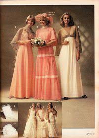 j c penny catalog wedding dresses Vintage Wedding Photos, Vintage Weddings, Bridesmaid Dresses, Wedding Dresses, Bridesmaids, Yes To The Dress, Well Dressed, Bridal Style, Headpiece