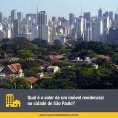 BOM NEGÓCIO em São Paulo? O consórcio pode se tornar uma modalidade de compra atraente e acessível para quem deseja comprar uma casa ou apartamento, mesmo diante de preços mais elevados como em alguns bairros de São Paulo. Confira a matéria completa: https://www.consorciodeimoveis.com.br/noticias/quanto-vale-um-imovel-em-sp?idcampanha=283&utm_source=Pinterest&utm_medium=Perfil&utm_campaign=redessociais