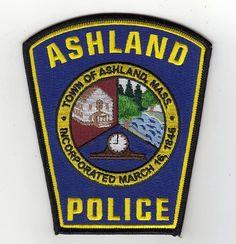 Ashland PD MA