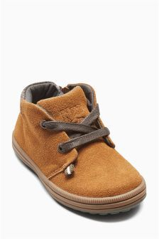 Lace-Up Desert Boots (Younger Boys) (962572) | £20 - £22