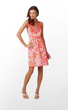 Lillian dress for the beach :)