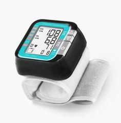 Cor1: Wrist Blood Pressure Monitor