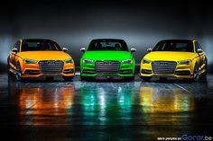 La nouvelle Audi S3 Audi Exclusive