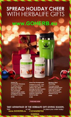 Take advantage of the Herbalife Gift-Giving Season and start your holiday shopping early! Nutrition Club, Sports Nutrition, Nutrition Tips, Nutrition Products, Herbalife Shake, Herbalife Nutrition, Herbalife Distributor, Holiday Baskets, How To Better Yourself
