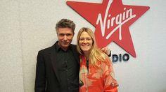 Aidan on Virgin radio