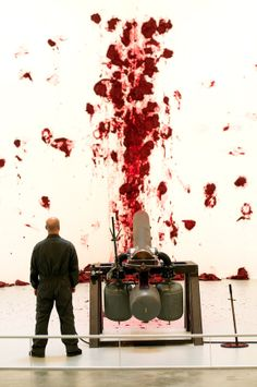 Anish Kapoor : Shooting into the Corner