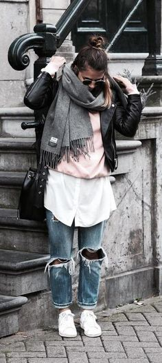 Casual fall layer