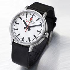 Stop2Go by Mondaine at Dezeen Watch Store