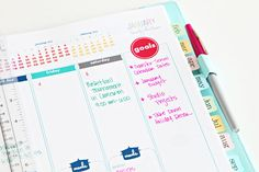 Just gotta love it. If I look at the pictures of this wonderful planner long enough, will some of her chore-ganizing magic just rub off on me?