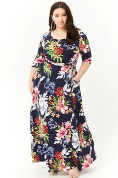 723dd65c866 Forever 21. Trendy Plus Size FashionForever 21 DressesFloral ...