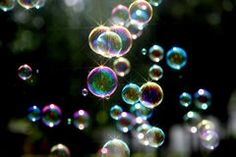 Summer Sunlight And Soap Bubbles - Download From Over 53 Million High Quality Stock Photos, Images, Vectors. Sign up for FREE today. Image: 32151428