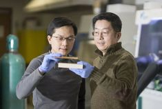 A new method combining chemical, pressure and heat treatments can create ultra-dense material that is stronger than steel