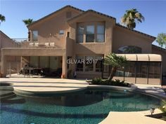 Photo of home for sale at 7032 VALLEY NAILS Lane, Las Vegas NV