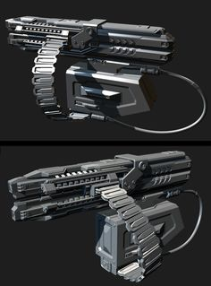 High poly Drone model from Dust 514 And low mesh and high poly for Drone's weapon, Forge Gun Anime Weapons, Sci Fi Weapons, Concept Weapons, Fantasy Weapons, Weapons Guns, Drone Model, Future Weapons, Assault Rifle, Firearms