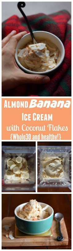 A healthy delicious treat when you are craving a big bowl of ice cream!