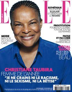 Christiane Taubira, notre femme de l'année ! (n°3543)