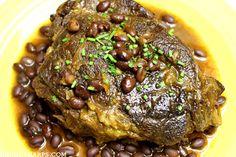 Hungry Harps: Slow Cooker Caribbean Pot Roast