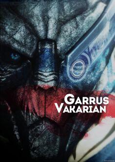 Garrus Vakarian
