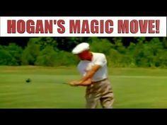 BEN HOGAN SECRET FOR DRIVING THE BALL STRAIGHT! - YouTube Ben Hogan Golf Swing, Golf Basics, Golf Betting, Golf R, Play Golf, Golf Putting Tips, Golf Videos, Golf Instruction, Golf Tips For Beginners