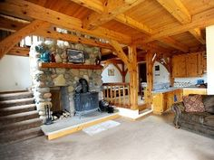 Charming Home (3bed, 2bath) Nestled in Woods and Close to Town. Location! Location!  Enjoy the tranquility and solitude of a north woods cabin while so clos...