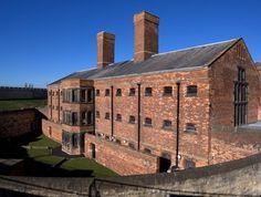 Victorian Prison @ lincoln castle, uk