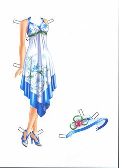 Наряды для принцессы 3 - Marina Polonyankina - Picasa Webalbum* 1500 free paper dolls international artist Arielle Gabriel's The Internatonal Paper Doll Society for paper doll pals at Pinterest *