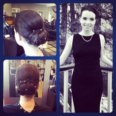 Prom Updo by Amy Lynne!