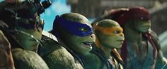 """""""Let's go."""" - Teenage Mutant Ninja Turtles: Out of the Shadows"""