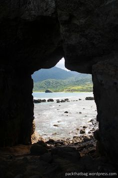 Bantay Abot Cave in Pagudpud, Ilocos Norte