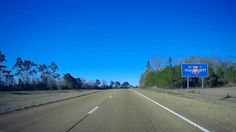#098 - US-61 North - LA-3057, St. Francisville, Louisiana to MS-24, Wood...