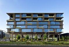 日建設計 『京都リサーチパーク KRP9号館』 http://www.kenchikukenken.co.jp/works/1228371773/6382/